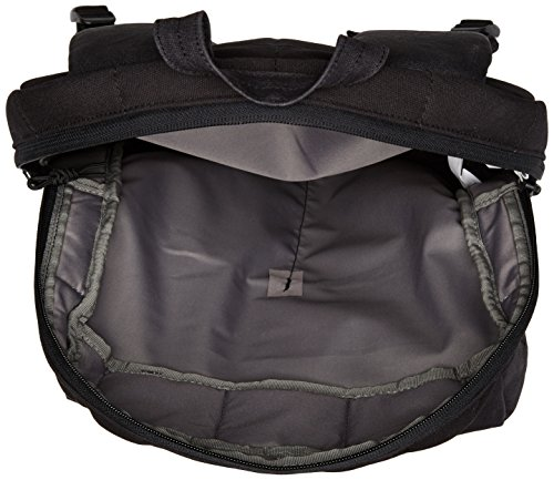 Volcom Rucksack Factor Backpack, Dark Grey, 49 x 31 x 11 cm, 20 Liter, D6531513DGR Black