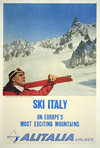 ski-italy-alitalia-airlines-extra-large-matte-print