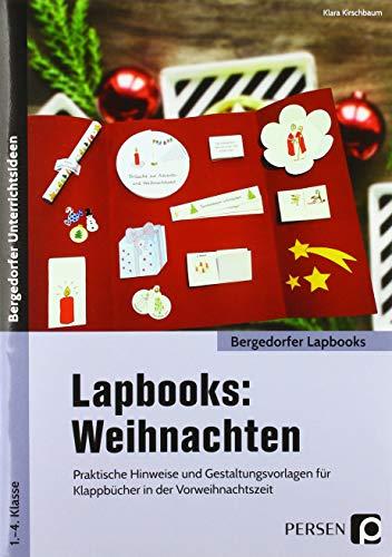 Cover des Mediums: Lapbooks: Weihnachten