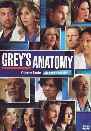 Grey's anatomy Stagione 08 [Import anglais]