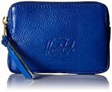 Herschel Supply Co. Oxford Leather Wallet Cobalt Pebbled Leather One Size