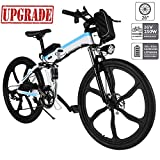 Hiriyt 26'' Electric Mountain Bike with Removable Large Capacity Lithium-Ion Battery (36V 250W)