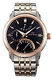 Orient Star Retrograde Day orologio con data, riserva di carica, zaffiro cristallo DE00004D