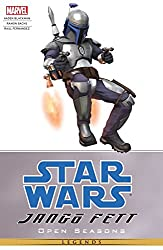 Star Wars - Jango Fett: Open Seasons: Open Season v. 1 (Star Wars: The Clone Wars)