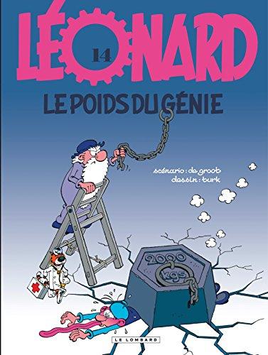 Léonard - tome 14 - Poids du génie (Le)