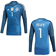 49ea653282d56 adidas DFB Alemania Camiseta Home Portero Infantil WM 2018 – Nuevo ...