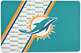 NFL Miami Dolphins Placemat Coaster Set