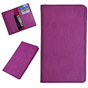 DSR Pu Leather case cover for Andi 4-B2 (pink)