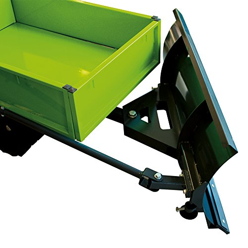Miniraupendumper 4,8 kW / Ladekapazität 500 kg / Kippfunktion / mit Schneeschild - 2