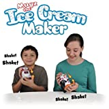 GeoSpace Set of 2 Ice Cream MUGZ Persona...