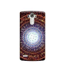 Ebby Premium Designer Back Cover for LG G4 (Designer Case)