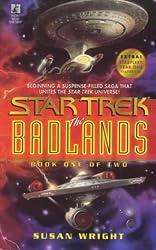 The Badlands: Bk.1 (Star Trek)