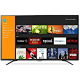 CloudWalker 109 cm (43 inches) 4K Ready Full HD Smart TV 43SFX2 (Black)