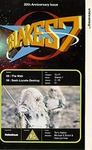 Blake's 7: The Web/Seek, Locate, Destroy [VHS] [1978]