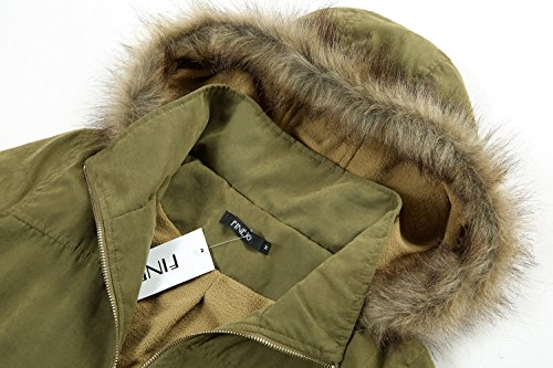 MEXI Damen Jacke Style 01-Army Green