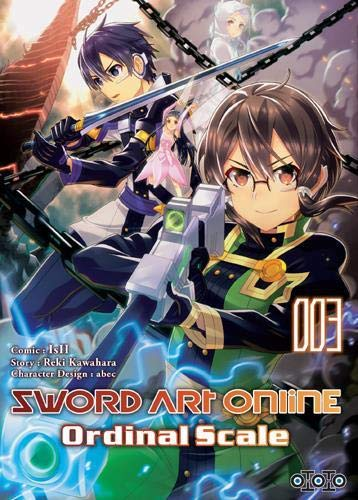 Sword Art Online : Ordinal Scale Edition simple Tome 3
