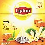 Lipton - Tè, Vaniglia Caramello - 20 Bustine
