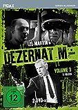 Dezernat M, Vol. 3 (M Squad) / Weitere 9 Folgen der legendären Kriminalserie mit Lee Marvin (Pidax Serien-Klassiker) [2 DVDs] -