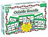 Outside Sounds [With Tokens and Gameboard and CD (Audio)] (Listening Lotto)