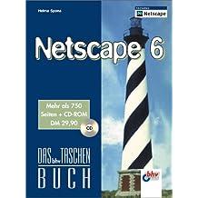 Netscape 6, m. CD-ROM