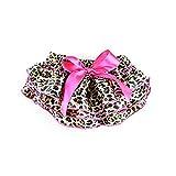 EQLEF® Modelo lindo de los bebés de la colmena Bragas Calzoncillos Bloomers Moda Leopard Bebés Pantalones
