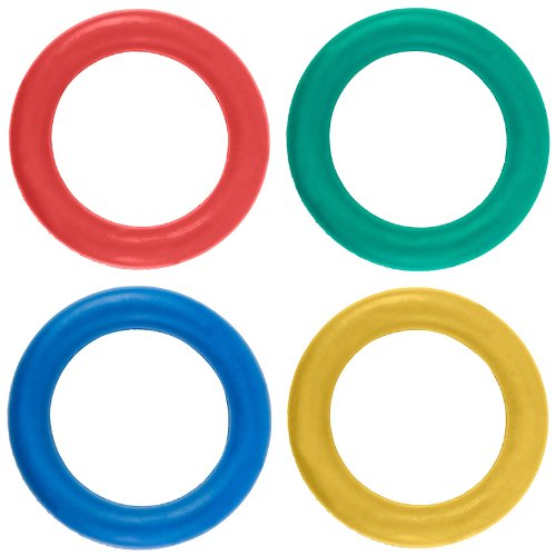 Uk Stock Kids Ring Toss Party Fun Swimming Pool Summer Games Quoits Set Of 4 by Only Swim