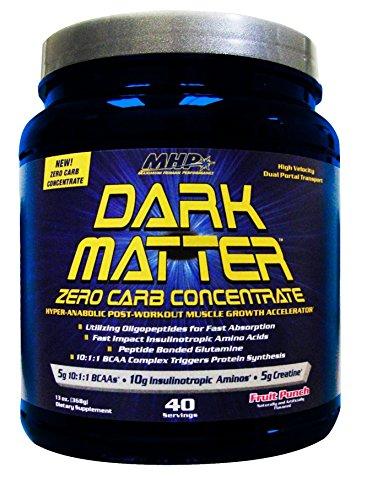 Preisvergleich Produktbild Maximale Echthaar Performance Dark Matter Zero Carb Konzentrat,  13 Unze