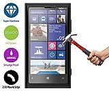ZeWoo Display Glas Panzerfolie für Nokia Lumia 920 Glasfolie Hartglas Schutzfolie 9H *2.5D, nur 0,33mm dünn