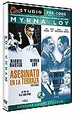Doble Sesión Pre-Code Myrna Loy (V.O.S) Asesinato en la Terraza (Penthouse) 1933 + De Mujer a Mujer (When Ladies Meet) 1933