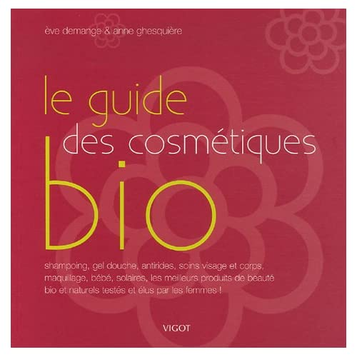 Le guide des cosmétiques bio