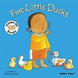 Five Little Ducks: BSL (Hands-On Songs)