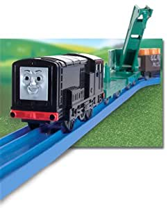 Tomy thomas friends motor road rail diesel freight for Motor cargo freight company