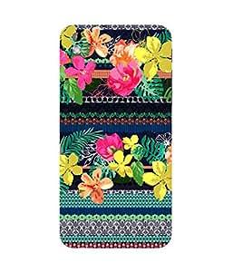 Floral Cave HTC Desire 816 Case