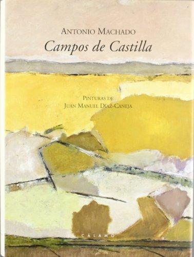 Campos de Castilla (Ilustrados Cálamo)