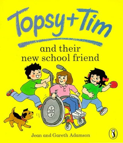 Topsy + Tim and their new school friend