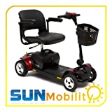 Best Mobility Scooters - Pride Go Go Elite Traveller Plus 4 Wheel Review