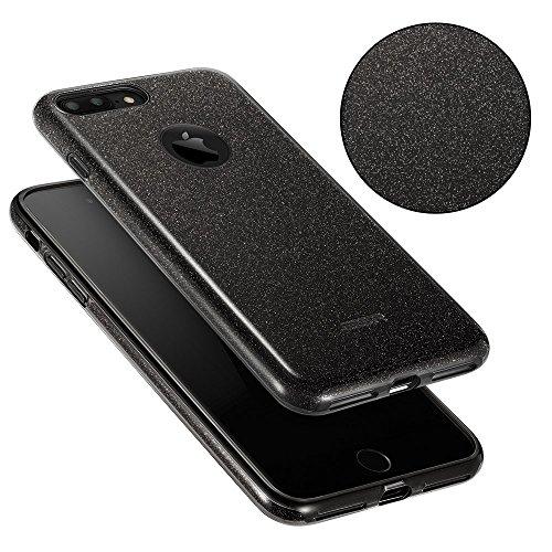 ESR iPhone 7 Cover con Brillantini/Glitters Custodia Brillante
