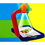 #5: Mahvi Toys Projector Painting & Drawing Activity Playet Kit for Kids (Multicolor)
