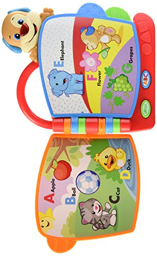 Fisher Price Fisher Price Laugh and Learn Puppy's ABC Book, Multi Color