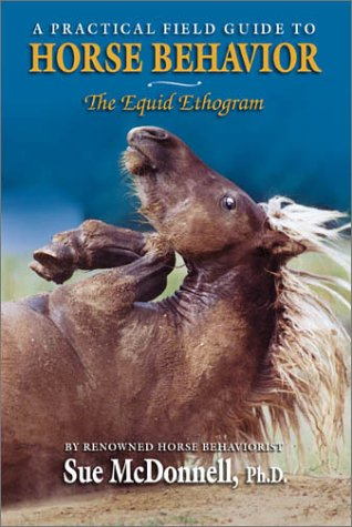 The Equid Ethogram : A practical field guide to horse behaviour.