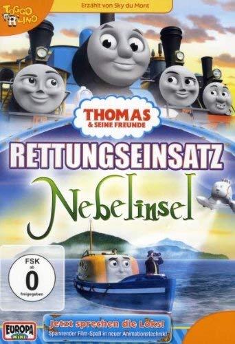 Sony Music Europa Thomas und seine Freunde DVD Rettungseinsatz Nebelinsel (88697762809)