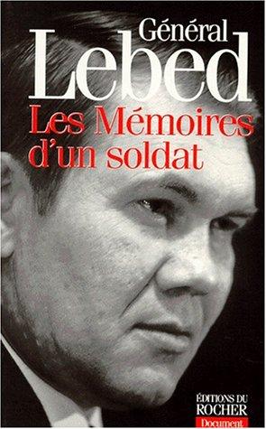 Les mémoires d'un soldat