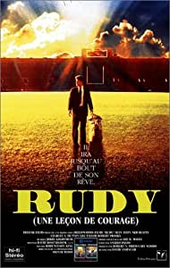 Rudy [VHS]