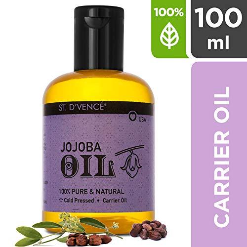 ST. D'Vence 100% Pure Jojoba Oil, 100 ml
