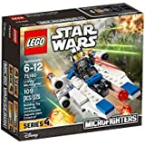LEGO - 75160 - Star Wars - Jeu de Construction - Microvaisseau U-Wing