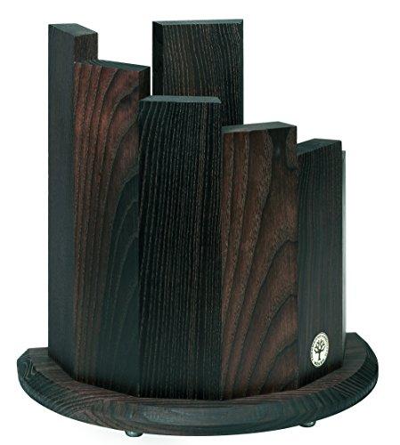 Böker, Portacoltelli magnetico in legno, Marrone (Braun), 25,8 x 25,5