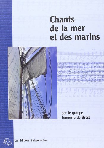 Chants de la Mer et des Marins - Partitions