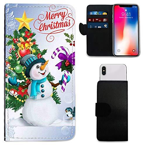 i-Tronixs LG Zone 4 Weihnachten GELDBEUTELTASCHE (5