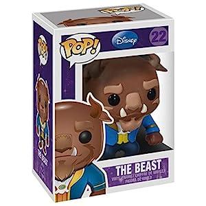 Funko Pop Bestia (Bella y Bestia – Disney 22) Funko Pop La Bella y la Bestia