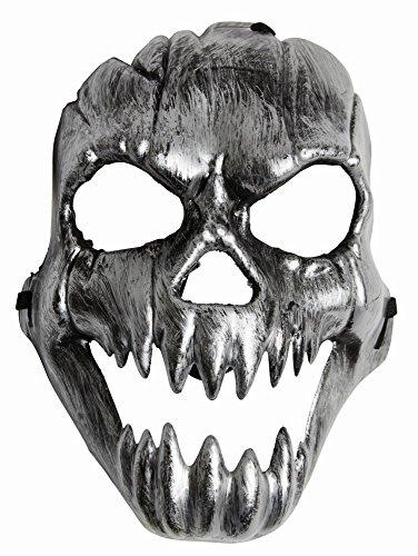 Kostüm Zubehör Maske Totenkopf Schädel Halloween Party (Halloween Kostüme Schädel Maske)